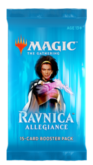 Ravnica Allegiance Booster Pack (French)