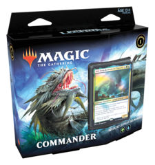 Commander Legends Deck - Reap The Tides (french)