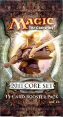 Magic 2011 (M11) Booster Pack - French