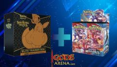 Shining Fates Elite Trainer Box + Battle Styles Booster Box Combo
