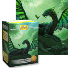 Dragon Shield Sleeves : Art Rayalda