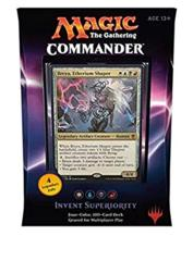 Commander 2016: Invent Superiority (French)