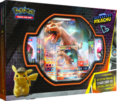 Pokemon Trading Card Game Detective Pikachu - Charizard-GX Special Case File