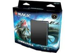 Commander Legends Deck - Reap The Tides