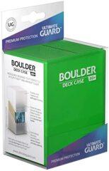 Ultimate Guard - Deck Case 80+ Boulder - Emerald