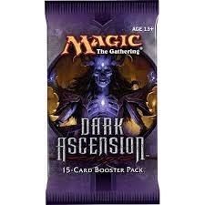 Dark Ascension Booster Pack - Japanese