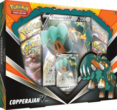 Pokémon : Copperajah V Box