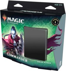 Zendikar Rising - Sneak Attack Commander Deck French
