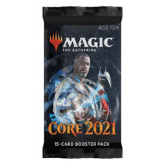 Core Set 2021 Booster Pack French