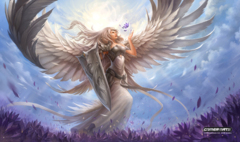 Angel in White by Sandara