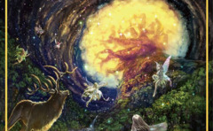 Ultra Pro Force of Will Yggdrasil Playmat