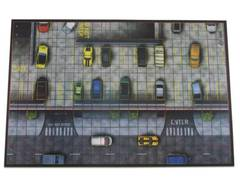 HeroClix: 2016 Collector's Premium Map - Parking Garage