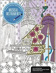 Coloring: Musical Instruments