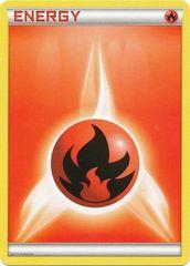 Fire Energy Holo