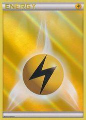 lightning energy holo