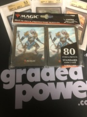 Ultra Pro Ajani, Adversary of Tyrants Matte Deck Protector Sleeves (80 count)