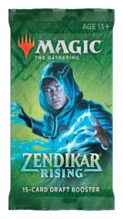 Zendikar Rising Draft Booster Pack