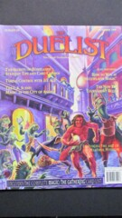 The Duelist Magazine #8 Volume 2 Issue 5 LP