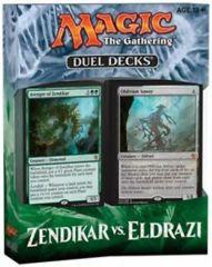 Zendikar vs Eldrazi Duel Decks SEALED