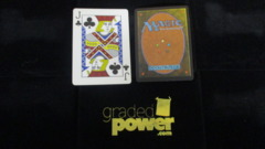 (1) Jack of Clubs Yaquinto Playing Card