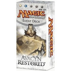 Avacyn Restored Humanity's Vengeance Event Deck SEALED