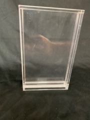 MTG 5x Acrylic BGS Card Protector Display Guard (60007)
