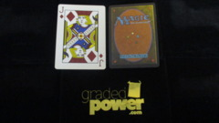 (1) Jack of Diamonds Yaquinto Playing Card