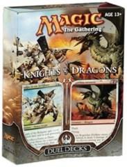 Knights vs Dragons Duel Decks Sealed