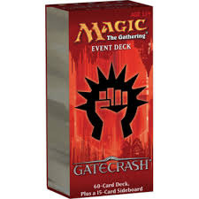 Gatecrash Rally and Rout Event Deck SEALED