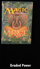 Mirage Rulebook NM