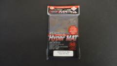 Card Barrier Hyper Mat Card Protectors (80 count)