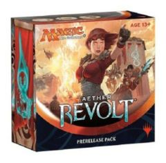 Aether Revolt Prerelease Pack SEALED