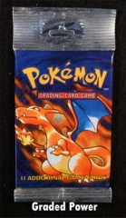 Base Set Unlimited Charizard Long Pack