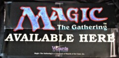 Magic the Gathering Poster MP Condition