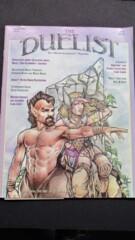 The Duelist The Official Deckmaster Magazine #2 Summer 1994 LP