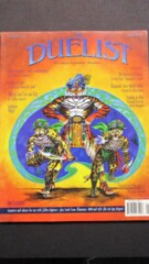 The Duelist The Official Deckmaster Magazine #4 Volume 2 Issue 1 LP