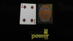 (1) Four of Diamonds Yaquinto Playing Card