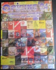 Origins 2004 International Game Expo Catalogue