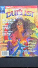 The Duelist Magazine Volume 3 Issue 4 LP