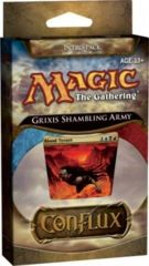 Conflux Grixis Shambling Army Intro Pack SEALED