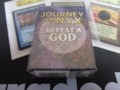 Journey Into Nyx Defeat a God Challenge Deck SEALED