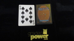 (1) Ten of Spades Yaquinto Playing Card