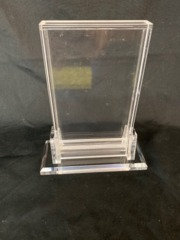 MTG Acrylic BGS Card Protector with Stand Display Guard (60007) (60008)