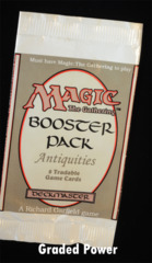 Antiquities Booster Pack (EMPTY)