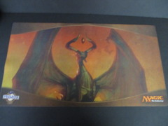 Nicol Bolas Planeswalker Playmat LP