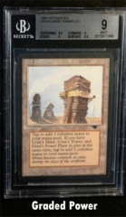 Urza's Mine, tower   9  (7499) Quad ++