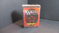 4th Edition White Border French Starter Deck Sealed