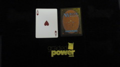 (1) Ace of Hearts Yaquinto Playing Card