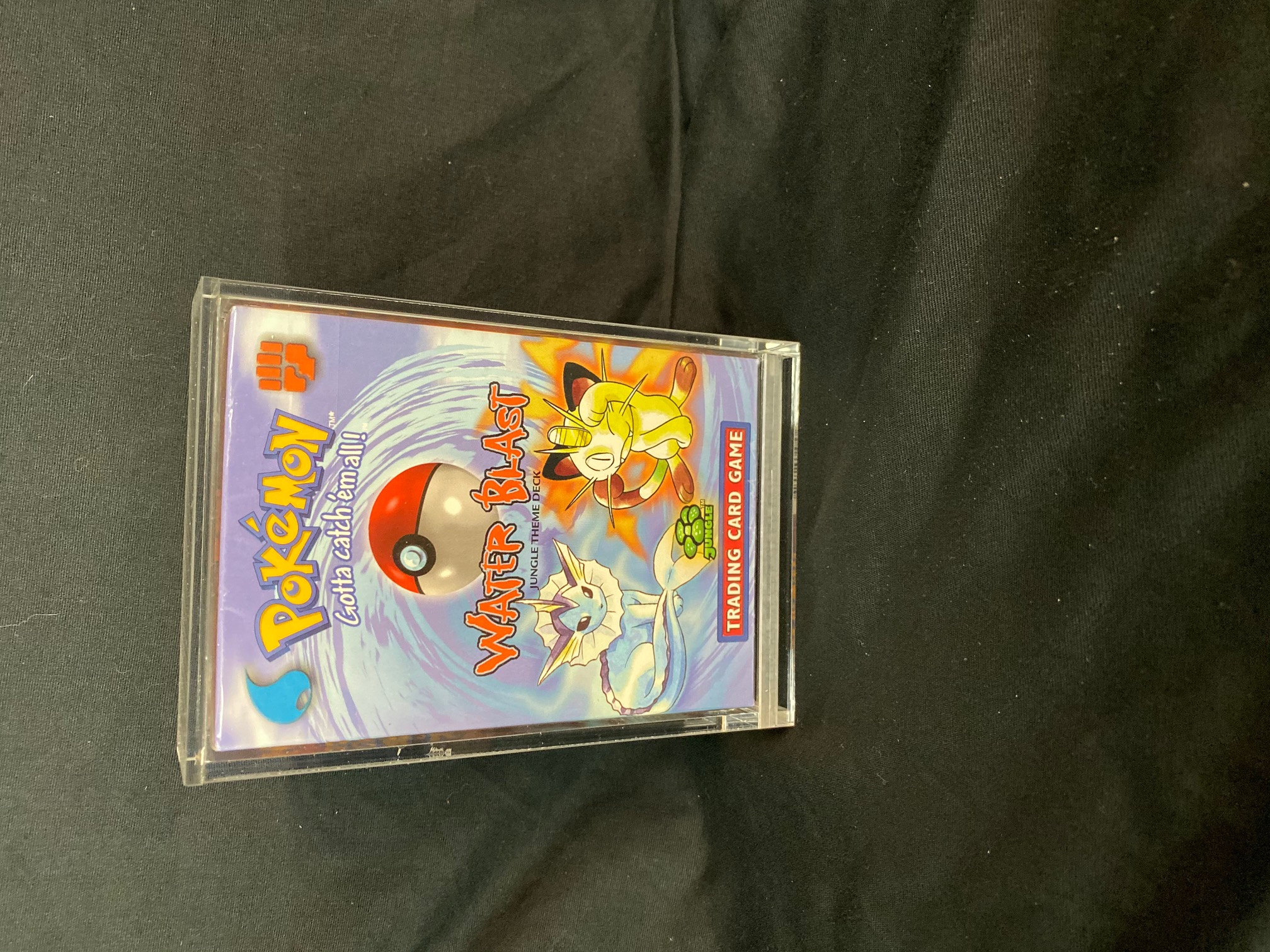 Pokemon 5x Acrylic Theme Deck Display (60005)