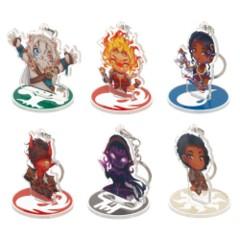 Magic The Gathering *Mystery* Acrylic Keychain Series 1 (Random) SEALED